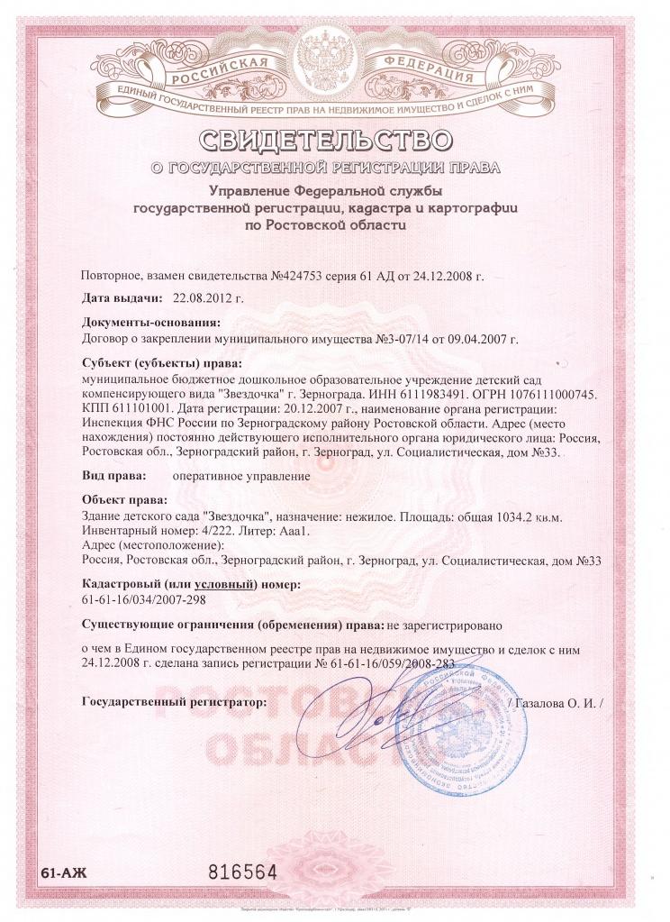 организация гостиницы необходимые правоустанавливающие документы